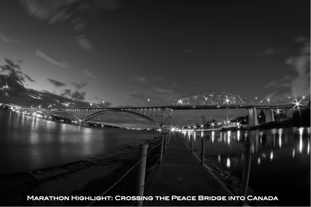 Casino bridge run