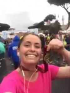Finish Line at Rome 2017