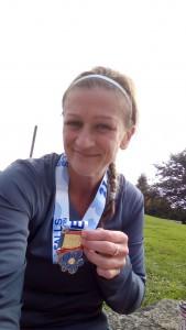Proud finisher!