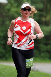 Competing in my second Half Marathon